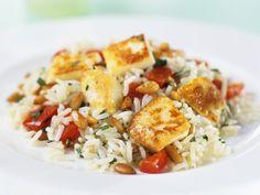 Hähnchen auf Reis mit Tomaten - smarter - Kalorien: 538 Kcal - Zeit: 30 Min. | eatsmarter.de