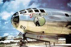"""B-29 Superfortress - """"The Great Artiste,"""""""