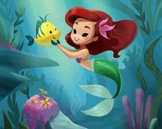 Disney Dream, Cute Disney, Baby Disney, Disney Magic, Disney Artwork, Disney Fan Art, Disney Drawings, Disney And Dreamworks, Disney Pixar