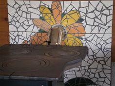Maart 2012: Kachel met mozaiek-3