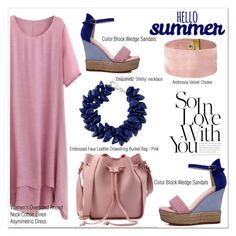 Summer Jewelry Trends by spenderellastyle on Polyvore featuring polyvore fashion style Dsquared2 clothing