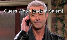'Days of Our Lives' Spoilers: Summer Brings Familiar Faces Back to Salem – Sonny, Clyde, Laura and Mystery Returns