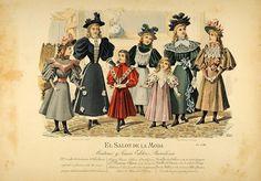 Детская мода викторианского периода - Поиск в Google