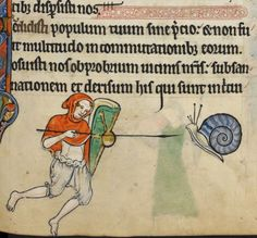 British Library, Additional 62925, detail of f. 48r. Psalter, Use of Sarum (The Rutland Psalter) c. 1260