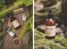 Rain Africa Biologie packaging - Atelier Design Studio