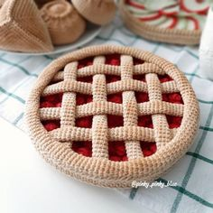Amigurumi Vegetables and Foods Free Pattern – Free Amigurumi Crochet Patterns! Crochet Cake, Crochet Fruit, Crochet Food, Thread Crochet, Crochet Toys Patterns, Stuffed Toys Patterns, Crochet For Beginners, Crochet For Kids, Handmade Toys