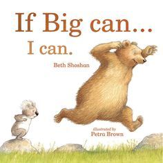 If Big can… I can SHOSHAN, Beth; BROWN, Petra (il.)