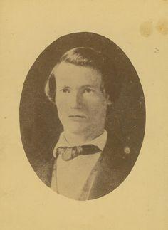 Albert Hazlett, who fought beside John Brown during his raid on Harpers Ferry, Virginia (now West Virginia).