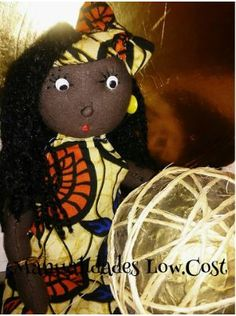Muñeca Aminata