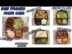 Tofu, Lunch Box, Food And Drink, Mexican, Ethnic Recipes, Youtube, Weights, Bento Box, Youtubers