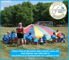 #SummerCamps are filling up fast, so don't miss out! Register now! http://www.fishers.in.us/index.aspx?NID=167 #summer #kids #summerfun #FishersIN