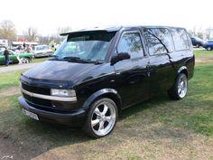 Chevrolet Astro photo 01