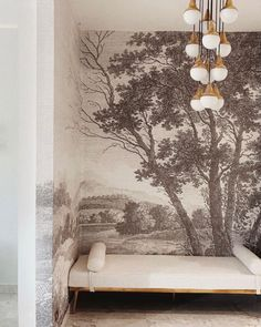 Decor, Provence Style, Room, Interior Inspiration, Venue Decor, Tile Wallpaper, Wall Murals, Bedroom Decor, Inspiration