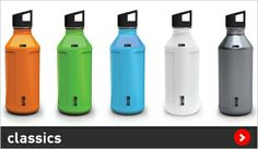 MiiR 500ml insulated bottle. One dollar of each MiiR bottle you purchase provides one person with clean water for one year. #GiveBack