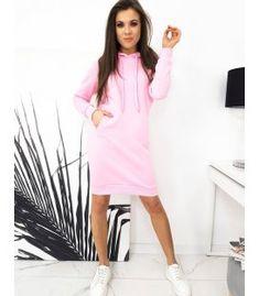 Ružové blúzkové šaty Garnet Shirt Dress, T Shirt, Dresses, Fashion, Supreme T Shirt, Vestidos, Moda, Shirtdress, Tee Shirt
