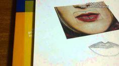 #veda 4 desenho de moda. #boca