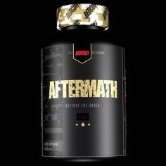Redcon1 | Aftermath 60 cap - PCT - Natural Test Booster - Arimistane #Redcon1