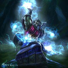 #wowtcg #warcraft #orc #chaman #shaman