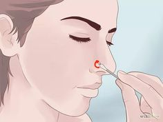 Imagen titulada Clean Your Nose Piercing Step 6
