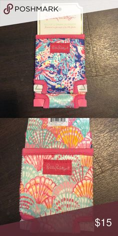 b7f52912f4 NWT Lilly Pulitzer set of 2 drink huggers NWT Lilly Pulitzer set of 2 drink  huggers