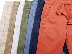 HARNESSING YOUR CHINO