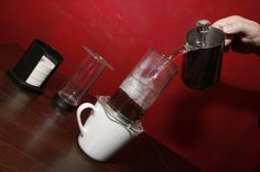 Simple to Use. Hipster Coffee, Aeropress Coffee, French Press, Nespresso, Brewing, Coffee Maker, Kitchen Appliances, Simple, Coffee Maker Machine