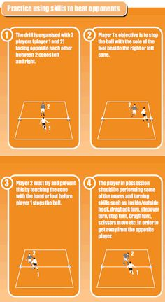 One thing that as a coach you should know the field and know what soccer warm up drill for 1v1 skills fandeluxe Gallery