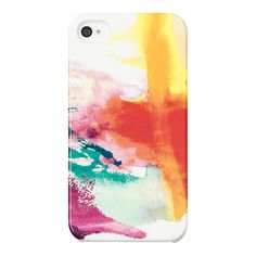 iPhone 4 Case in Abstract by Kate Spade Saturday