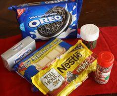 Christmas Candy :: Oreo Truffles
