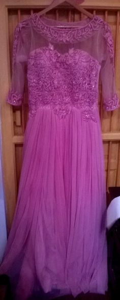 The magic of sheer with the beautiful hand embroidery  #bridesmaiddress #cocktaildress #indowestern  #philicia #traditional #ethnic #sheer #handembroidery comment or message us more more information (no reference picture or re-pin,100%original picture and our own designs)
