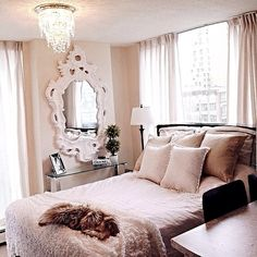 The Shade of Cream || Beautiful Bedroom