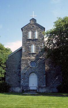 stone churches <3