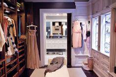 dream closet inspiration, home
