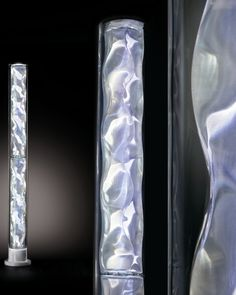 Learn more about our refined Helios floor lamp created by world-renowned designers for Slamp, the world-famous Italian lighting company. Murano Chandelier, Italian Chandelier, Italian Lighting, Chandelier Lighting, Floor Standing Lamps, Led Floor Lamp, Column Lights, Light Fittings, Tinkerbell