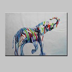 【今だけ☆送料無料】 アートパネル  動物画1枚で1セット 象 ゾウ エレファント カラフル【納期】お取り寄せ2~3週間前後で発送予定