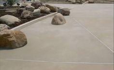Color For Concrete Mesa Buff 5447 By Davis Colors