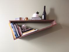oblique shelf.
