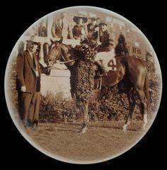 Kentucky Derby - Melamine Salad Plate by Arthur Court