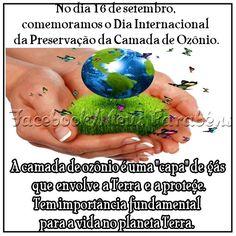 Dia Mundial para a Preservação da Camada de Ozônio Imagem 1