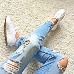 Die 13 Besten Bilder Von Destroyed Jeans Destroyed Jeans Selber