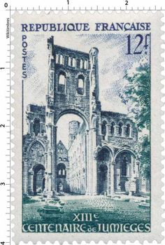 Abbaye de Jumièges (1954)