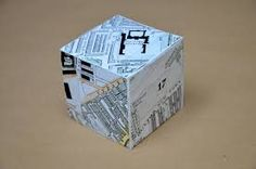 Image result for story cubes template Cube Template, Templates, Story Cubes, Decorative Boxes, Image, Stencils, Vorlage, Models, Decorative Storage Boxes