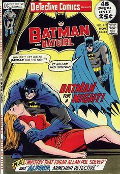 Detective Comics #417 DC Comics