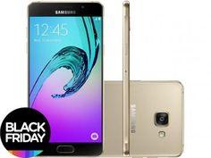 Corra que o a hora voa e o estoque esgota! @evandro40bs2   Smartphone Samsung Galaxy A5 2016 Duos 16GB - Dourado Dual Chip 4G Câm. 13MP Desbl. Tim