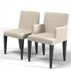 meridiani chair armchair dining modern contemporary.jpg