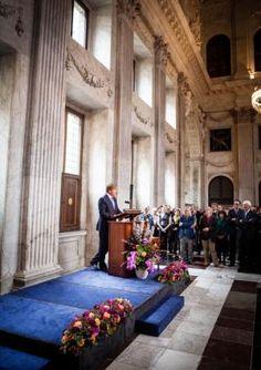 H.M. the King presents the Royal Award 2013