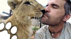 The Lion Whisperer - YouTube
