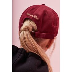 Dream it & do it Cap (Maroon) - Caps