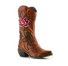 pichures of cow girl boots   ... profile of these spring step cheyenne western boots this is made of