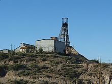 Globe, Arizona - Wikipedia, the free encyclopedia/The Old Dominion mine was the principal copper producer in the Globe District. In retirement, the old mine workings serve as the water supply for Globe-Miami and the district mines. Photo courtesy Jerry Willis.